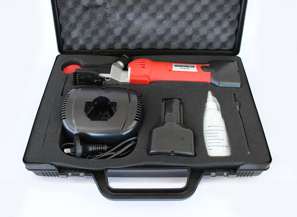 cordless shearing kit